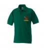 Russell Bottle Green Poloshirt