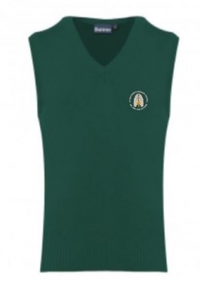 ST MATTHEWS PRIMARY SCHOOL KNITTED TANK TOP