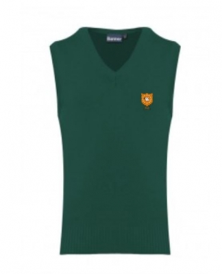 OUR LADY OF PEACE PRIMARY SCHOOL KNITTED SLIPOVER