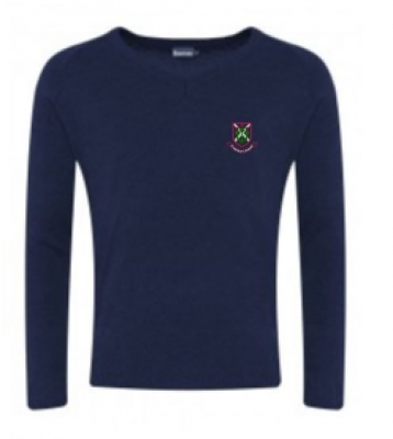 ST ANDREWS PRIMARY SCHOOL KNITTED VNECK