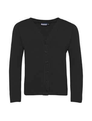 BELLAHOUSTON ACADEMY KNITTED CARDIGAN