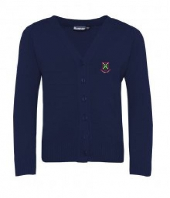 ST ANDREWS PRIMARY SCHOOL KNITTED CARDIGAN