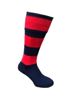 Berwickshire High School Hockey S1 Socks