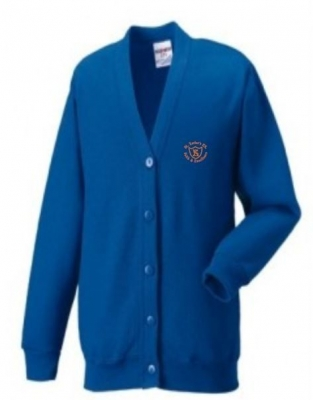 ST XAVIERS PRIMARY SCHOOL CARDIGAN