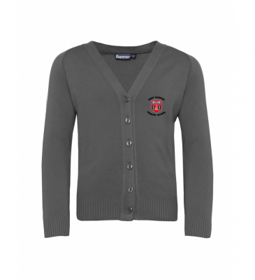 WEST KILBRIDE PRIMARY KNITTED CARDIGAN