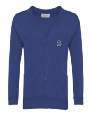 ST MONANS PRIMARY SCHOOL CARDIGAN