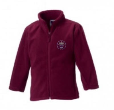 KIRKCALDY WEST SCHOOL FLEECE