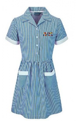 ABBERLEY PRE SCHOOL KINSALE STRIPED DRESS