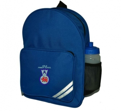AIRLIE PRIMARY SCHOOL INFANT BACKPACK