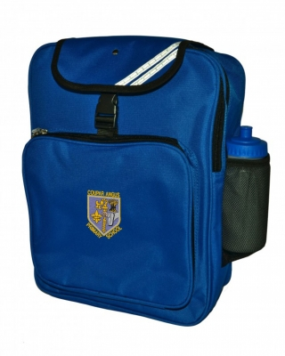 COUPAR ANGUS PRIMARY SCHOOL BACKPACK