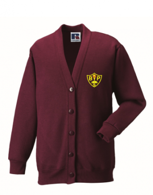 Balbardie PRIMARY SCHOOL Cardigan