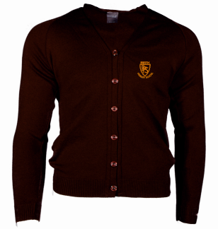 BEITH PRIMARY SCHOOL KNITTED CARDIGAN