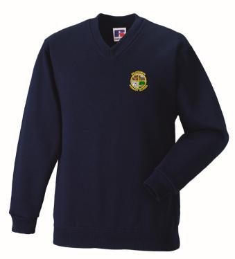 BELLYEOMAN PRIMARY SCHOOL V-NECK SWEATSHIRT