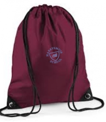 HARRYSMUIR PRIMARY GYM BAG