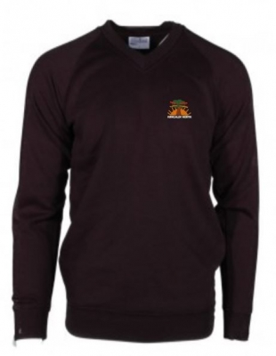 KIRKCALDY NORTH SCHOOL SWEATSHIRT