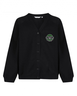 CANMORE SCHOOL CARDIGAN
