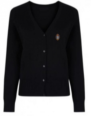 ST MUNGOS ACADEMY KNITTED CARDIGAN