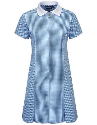 LETHAM CHECKED SUMMER DRESS