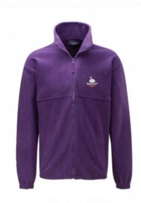 SWANSFIELD PARK PRIMARY SCHOOL FLEECE WITH INDIVIDUAL NAME