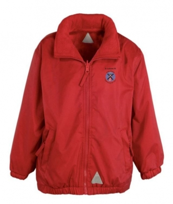 ST ANDREWS PRIMARY SCHOOL HEAVYWEIGHT REVERSIBLE