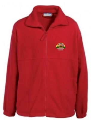 CATCHGATE PRIMARY FLEECE JACKET