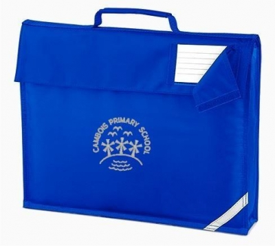 Cambois Primary School Bookbag