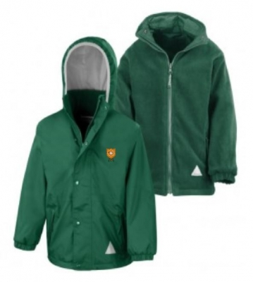 OUR LADY OF PEACE PRIMARY SCHOOL REVERSIBLE JACKET