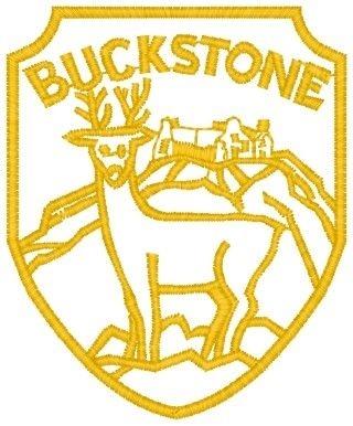 BUCKSTONE PRIMARY SCHOOL BLAZER BADGE