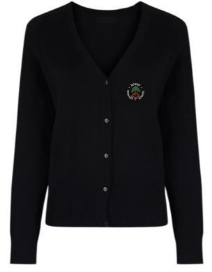 BURGH P7 KNITTED CARDIGAN