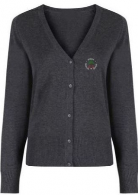 BURGH P1-6 KNITTED CARDIGAN