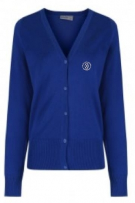 ST MARYS PRIMARY SCHOOL KNITTED CARDIGAN