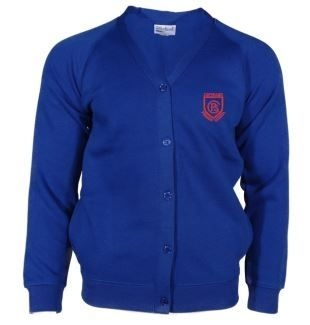 CAPSHARD PRIMARY SCHOOL CARDIGAN