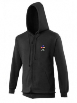 POPPYVIEW FAMILY CENTRE ZIPPED HOODIE