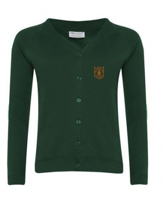 CATHEDRAL PRIMARY CARDIGAN