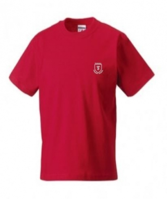 TOWNHILL PRIMARY SCHOOL GYM T-SHIRT
