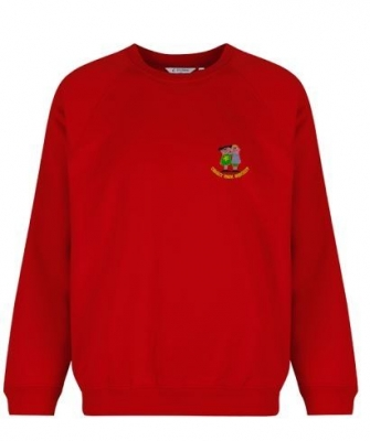 COMELY PARK NURSERY SWEATSHIRT (2-3 ONLY)