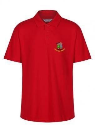 COMELY PARK NURSERY POLOSHIRT (2-3 ONLY)