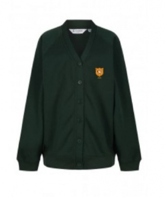 OUR LADY OF PEACE PRIMARY SCHOOL CARDIGAN