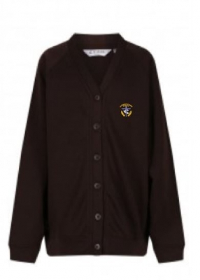 ST FRANCIS OF ASSISI PRIMARY SCHOOL CARDIGAN