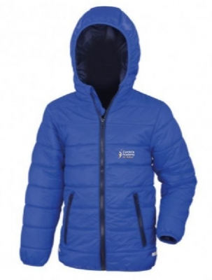 CUMBRIA ACADEMY FOR AUTISM PADDED JACKET