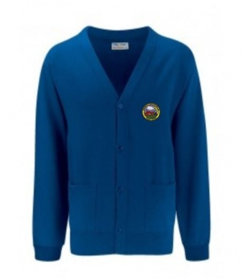 NEWBROUGH PRIMARY SCHOOL CARDIGAN