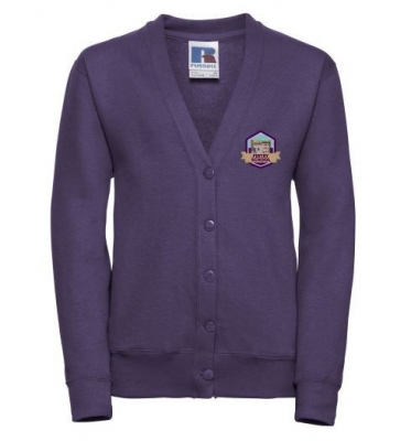 FINTRY PRIMARY SCHOOL CARDIGAN