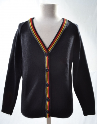 FORTHILL SCHOOL KNITTED CARDIGAN