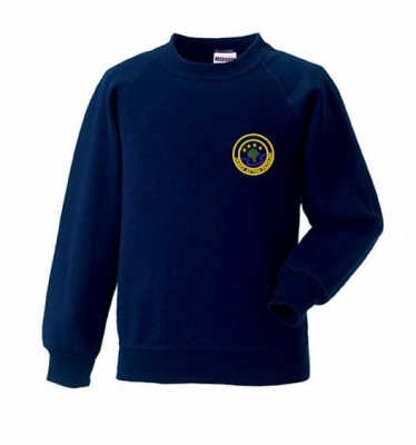 JAMES AITON PRIMARY SCHOOL SWEATSHIRT