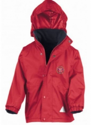 FROSTERLEY PRIMARY REVERSIBLE JACKET