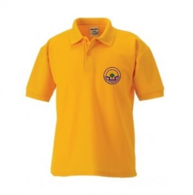 JAMES AITON PRIMARY SCHOOL POLOSHIRT