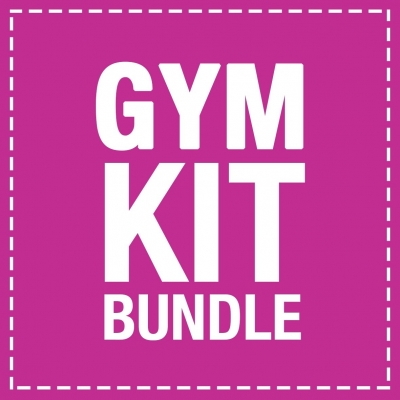 SHIELD ROW GYM KIT IN A BAG