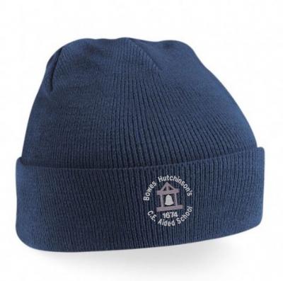 BOWES HUTCHINSON'S BEANIE HAT