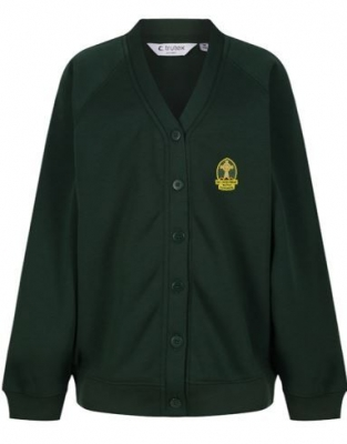 HOLY CROSS PS CARDIGAN
