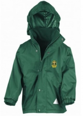 HOLY CROSS PS REVERSIBLE JACKET